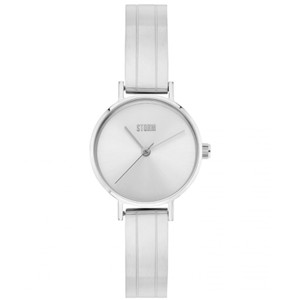 Storm Tansy Silver Elegant Women's Watch