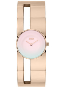Storm Irma 21 Karat Rose Gold Plating Women's Watch