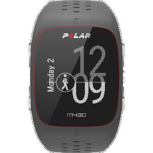 Polar M430 GPS Running Watch Dark Grey 90064404