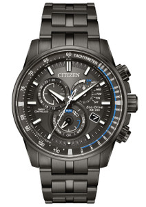 Citizen Eco-Drive Radio Controlled Perpetual Calendar Watch AT4127-52H
