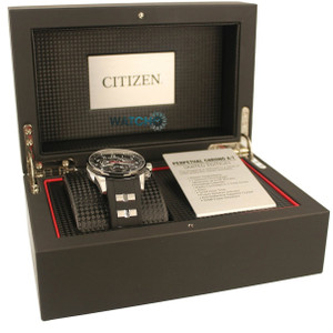 Citizen Limited Edition Radio Controlled Watch AT4138-05E