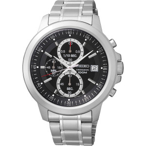 Seiko Men's Neo Sport Chronograph Watch SKS445P1