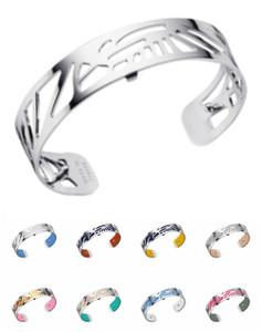 Les Georgettes Ladies Bracelet Silver Small Size Palmeraie