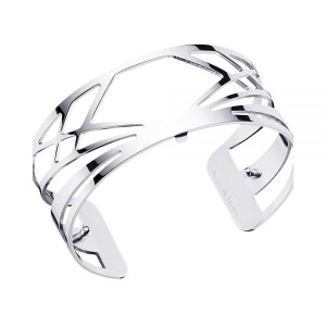 Les Georgettes Ladies Bracelet Silver Medium Size Bahia