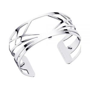 Les Georgettes Ladies Bracelet Silver Medium Size Bahia