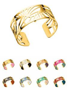 Les Georgettes Ladies Bracelet Gold Medium Size Palmeraie