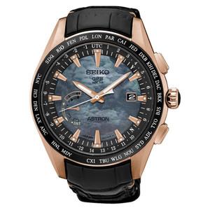 Seiko Astron GPS Novak Djokovic Limited Edition Men's Watch SSE105J1