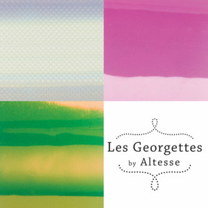 Les Georgettes Rings Vinyl Inserts - Pack Of 3 - Colours May Vary