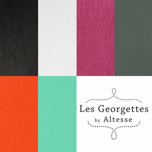 Les Georgettes Rings Leather Inserts - Pack Of 3