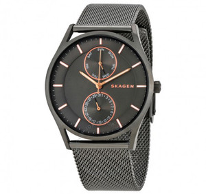 Skagen Holst Men's Watch with Grey Dial SKW6180