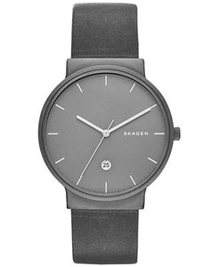 Skagen Ancher Men's Watch with Grey Dial SKW6320