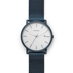Skagen Hagen Men's Watch with White Dial SKW6326