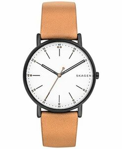 Skagen Signatur Men's Watch with White Dial SKW6352