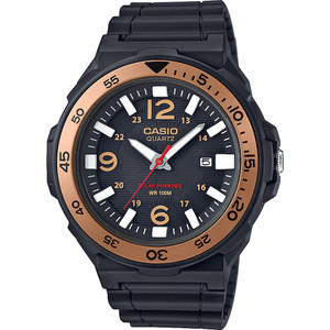 Casio Solar-Powered Analogue Watch MRW-S310H-9BVEF