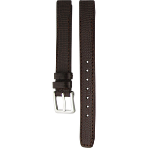 DKNY Watch Replacement Brown Leather Strap For NY3435 With Free Connecting Screws