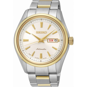 Seiko Presage Automatic Date Display Bracelet Watch SRP532J1