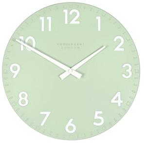 Thomas Kent Camden Mint  Small Wall Clock