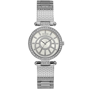 Guess Muse Ladies Watch With Silver Dial W1008L1