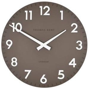 Thomas kent Camden Milk Chocolate Small Wall clock
