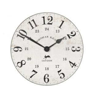 Thomas kent Wharf Chalk wall clock