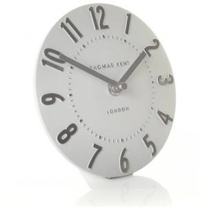 Thomas Kent Mulberry Mantel Dusty Grape Colour Clock CK6204 (15 CM)