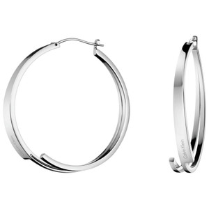 Calvin Klein Earrings Beyond in Silver KJ3UME0001
