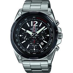 Casio Men's Edifice Solar Powered Chronograph Watch EFR-545SBDB-1BVER