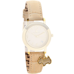 Radley Replacement Cream Leather Watch Strap 13mm For RY2300