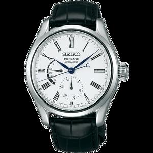 Seiko Presage Enamel Classic Automatic Multi-Dial Watch SPB045J1