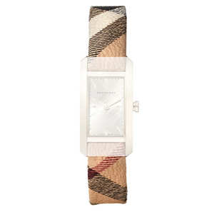 Burberry Genuine Replacement Watch Strap Leather For BU9509 With Pins