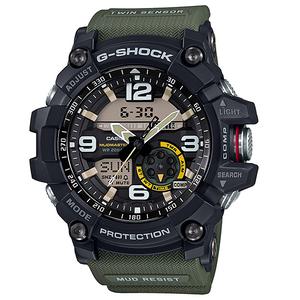 G-Shock Mudmaster Twin Sensor Compass Watch GG-1000-1A3ER