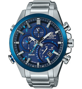 Blue Edifice Bluetooth EQB-501DB-2AER Watch