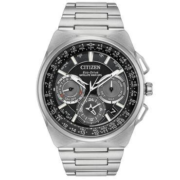 Citizen Cc9008 50e Mens Eco Drive Satellite Wave Air Gps Watch