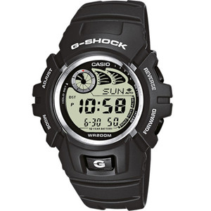 Casio Men's G-Shock World Time Chronograph Watch G-2900F-8VER