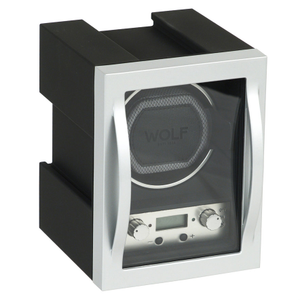 Wolf Module 4.1 Single Watch Winder Black 454011