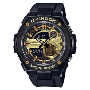 G-Shock Metal Black Stainless Steel Watch GST-210B-1A9ER