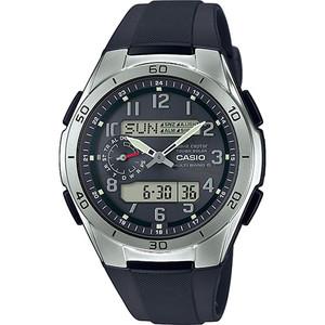 Casio Waveceptor Radio Controlled Solar Powered Blue Watch WVA-M650-1A2ER