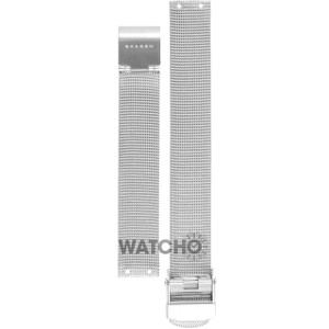 Skagen Replacement Watch Strap Silver Mesh For SKW2002