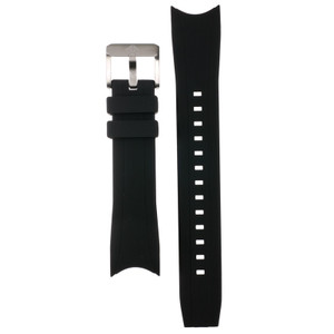 Citizen Promaster Replacement Watch Strap Black Rubber For B740-S064023