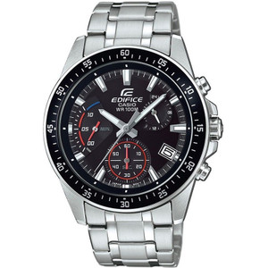 Edifice Casio Men's Chronograph Stainless-Steel Bracelet Watch EFV-540D-1AVUEF