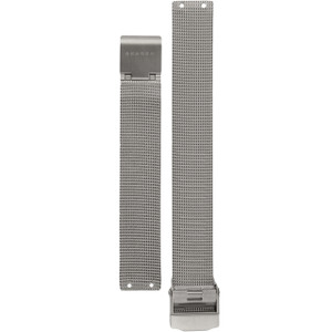 Skagen Replacement Silver Mesh Watch Strap 18mm For 355LGSC