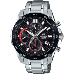 Edifice Men's Carbon Fibre Dial Chronograph Watch EFR-557CDB-1AVUEF