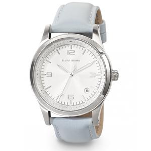 Elliot Brown Kimmeridge Men's White Leather Watch 405-002-L55