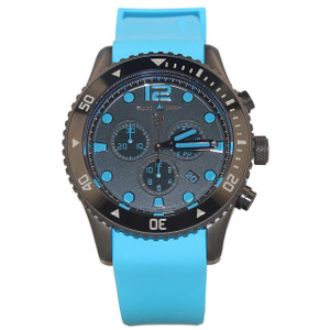 Elliot Brown Bloxworth Men's Blue Resin Strap Watch 929-006-R15