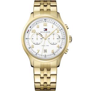 Tommy Hilfiger Men's Emerson Stainless-Steel Bracelet Watch 1791390