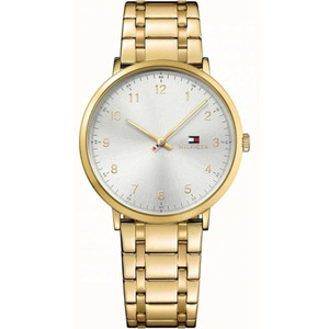 Tommy Hilfiger Men's James Gold Plated Stainless-Steel Bracelet Watch 1791337