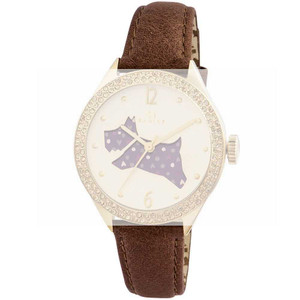 Radley Replacement Watch Strap Cream Leather 16mm For RY2210