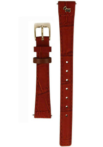 Radley Replacement Watch Strap Red Leather 13mm For RY22350 With Free Pins