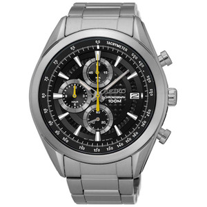 Seiko Limited Edition IAAF Championship Chronograph Watch SSB279P1