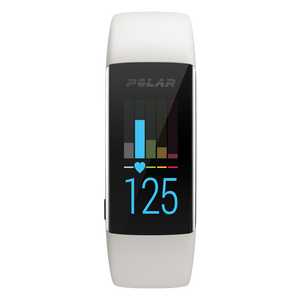Polar A370 White Bluetooth Fitness Tracker (Small) 90064877